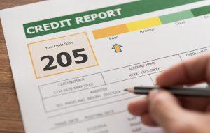 דוח אשראי